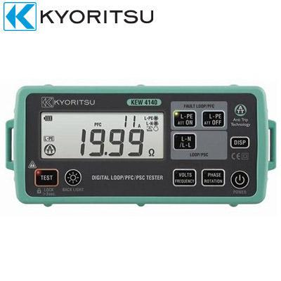 Đồng hồ đo điện trở kháng Kyoritsu 4140