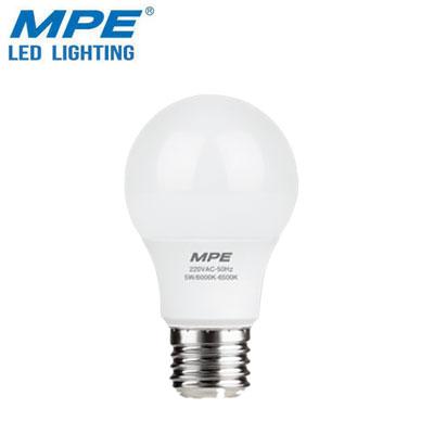 Bóng đèn LED bulb MPE 5W LBD-5T