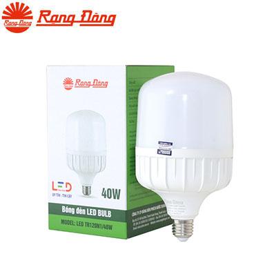 Đèn Led bulb Rạng Đông TR120N1/40W