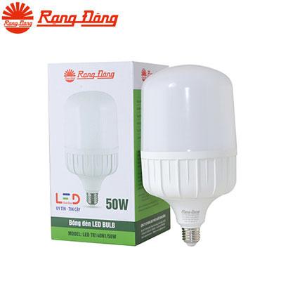 Đèn Led bulb Rạng Đông TR140N1/50W