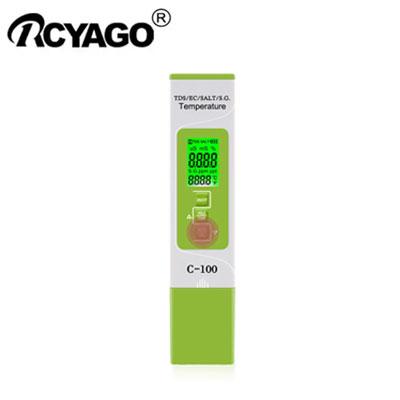 Máy đo độ mặn 5 Trong 1 Rcyago C-100