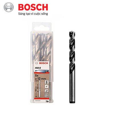 Mũi Khoan Sắt D12.0 Bosch 2608595081