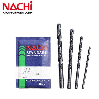 Mũi khoan kim loại Nachi D13 List 500