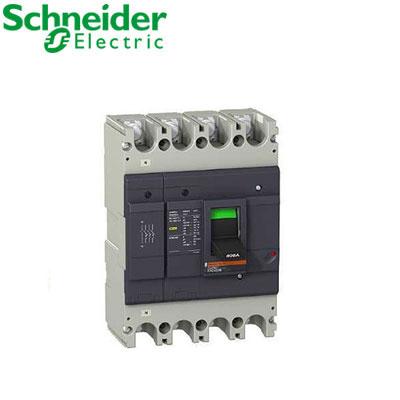 Aptomat 4P Schneider EZC400H4320N