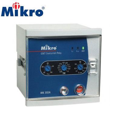 Rơ le bảo vệ dòng Mikro MK203A-240A