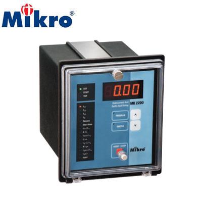 Rơ le bảo vệ dòng Mikro MK2200-240AD