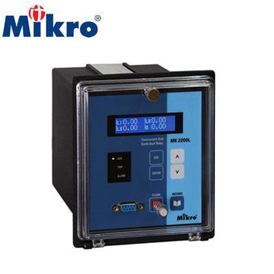 Rơ le bảo vệ dòng Mikro MK2200L-240AD