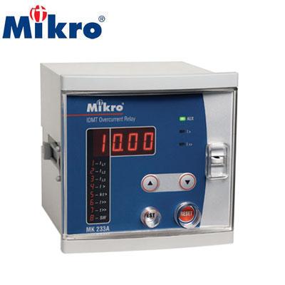 Rơ le bảo vệ chạm đất Mikro MK231A
