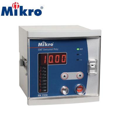Rơ le bảo vệ dòng Mikro MK233A-240A