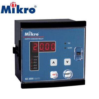 Rơ le bảo vệ dòng rò Mikro MK300A-230A