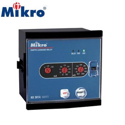 Rơ le bảo vệ dòng rò Mikro MK301A-240A