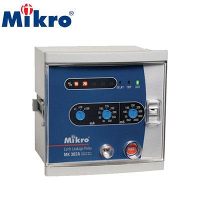 Rơ le bảo vệ motor Mikro MPR500