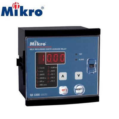 Rơ le bảo vệ dòng rò Mikro MK330A-230A