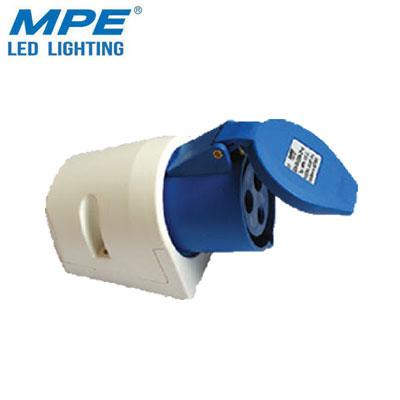 Ổ cắm gắn nổi MPE 3P 16A MPN-113