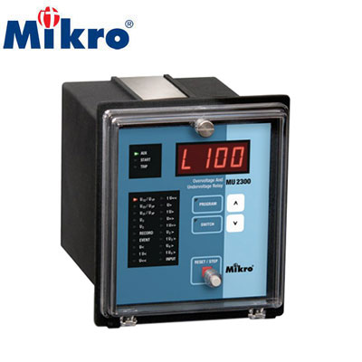 Rơ le bảo vệ motor Mikro MU2300-240AD