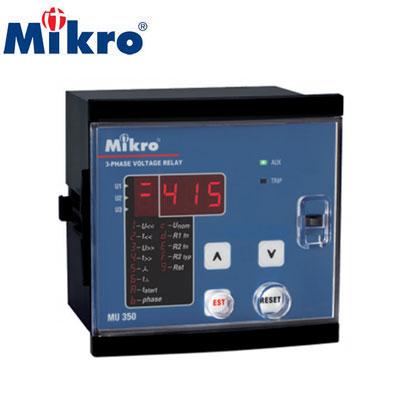 Rơ le bảo vệ điện áp Mikro MU 350-415
