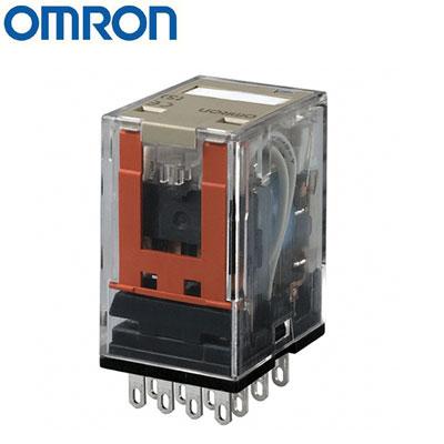 Relay trung gian Omron MY4N-GS AC100