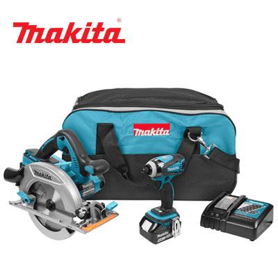 Bộ sản phẩm dùng Pin Makita DLX2085M