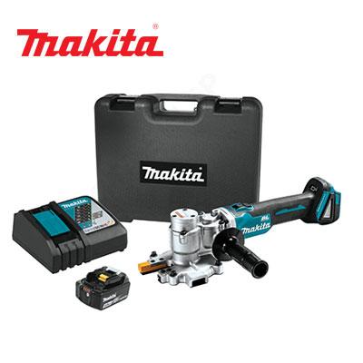 Máy cắt sắt dùng pin Makita DSC250RT
