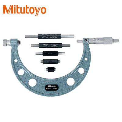 Panme đo ngoài cơ khí Mitutoyo 104-141A