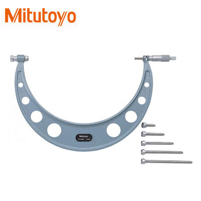 Panme đo ngoài cơ khí Mitutoyo 104-142A