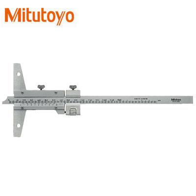 Thước đo độ sâu cơ khí Mitutoyo 527-202