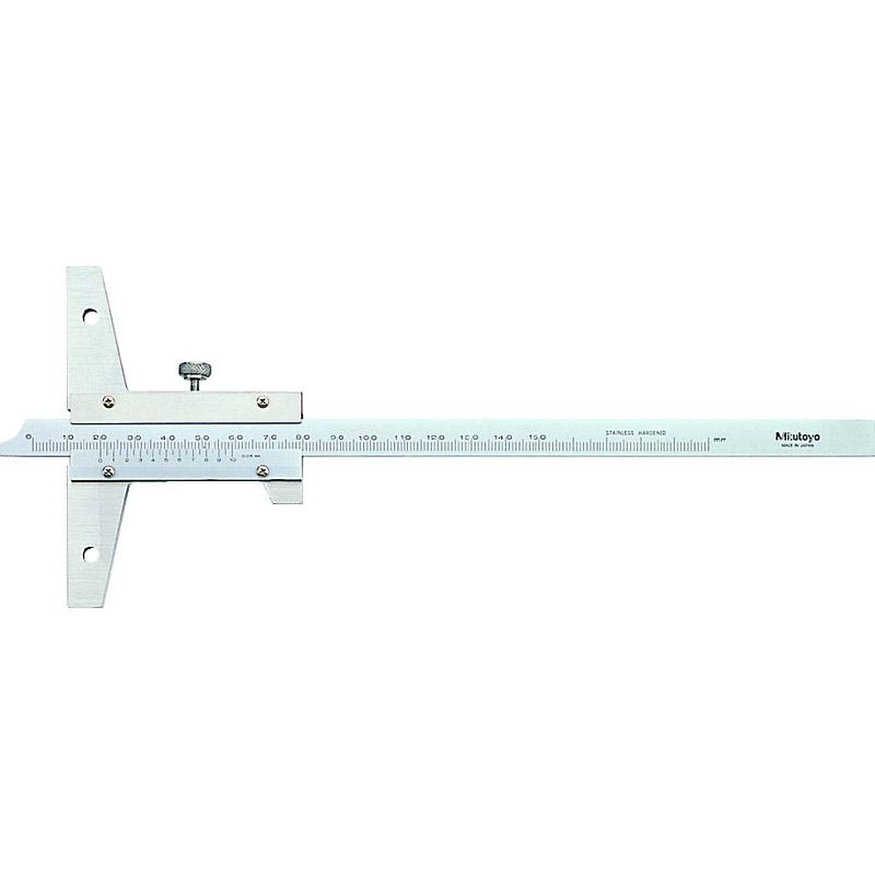 Thước đo độ sâu cơ khí Mitutoyo 527-203