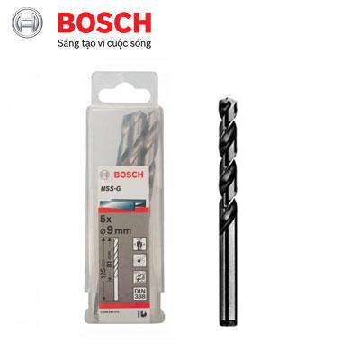 Mũi Khoan Sắt D9.0 Bosch 2608595075