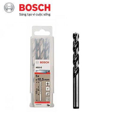Mũi Khoan Sắt D10.5 Bosch 2608595078