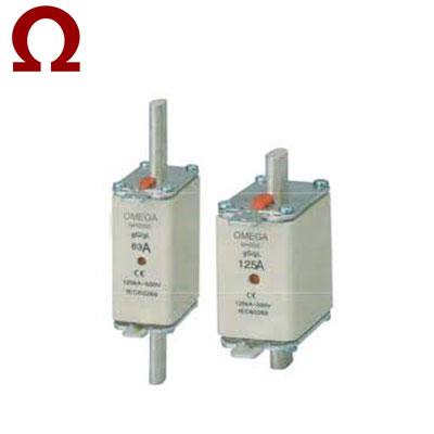 Cầu chì Omega 125A NH00S 500VAC