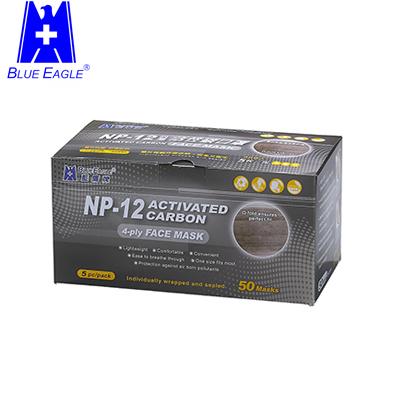 Khẩu trang than hoạt tính Blue Eagle NP12