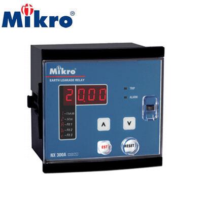Rơ le bảo vệ dòng rò Mikro NX300A-230A