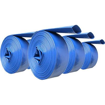 Ống nhựa tải nước xanh mềm Ø34