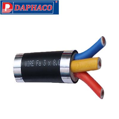 Cáp điện lực 3 lõi Daphaco CVV 3×1.5