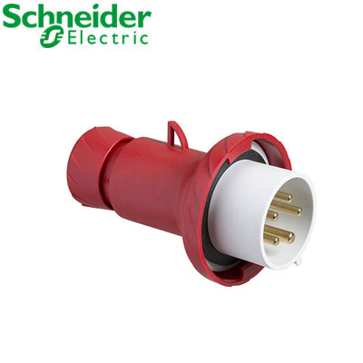 Phích cắm Schneider 4P PKE16M735