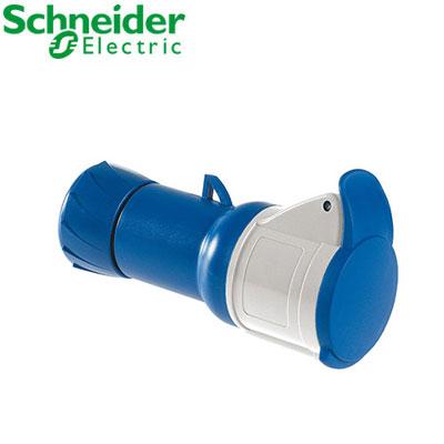 Ổ cắm nối Schneider 2P PKF16M423