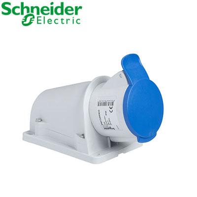Ổ cắm gắn nổi Schneider 2P PKF16W423