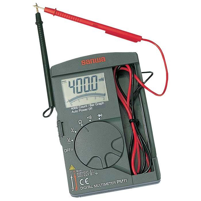 Đồng hồ đo điện vạn năng Sanwa PM11