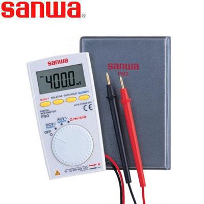 Đồng hồ đo điện vạn năng Sanwa PM3