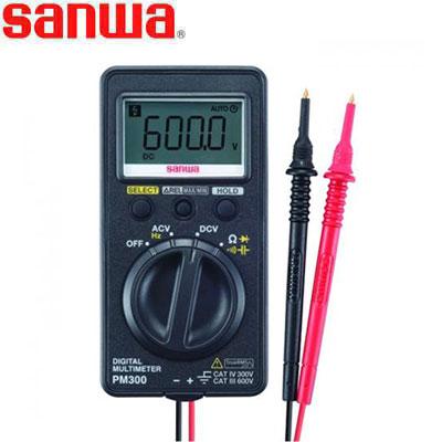 Đồng hồ đo điện tử Sanwa PM300