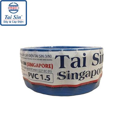 Dây Đơn Taisin PVC 1Cx1.5mm2