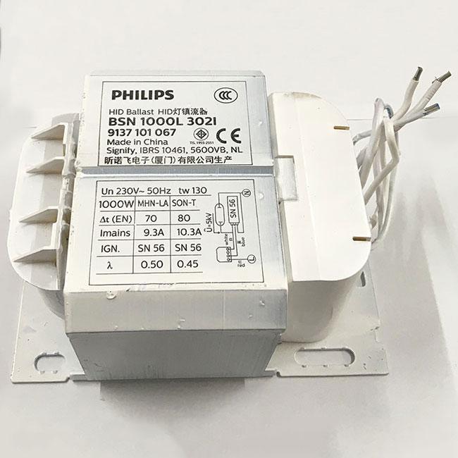 Tăng phô đèn cao áp Philips BSN 1000W
