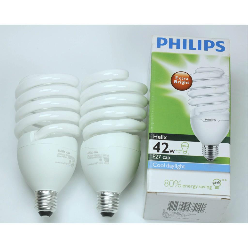 Bóng đèn Compact Philips Helix 42W