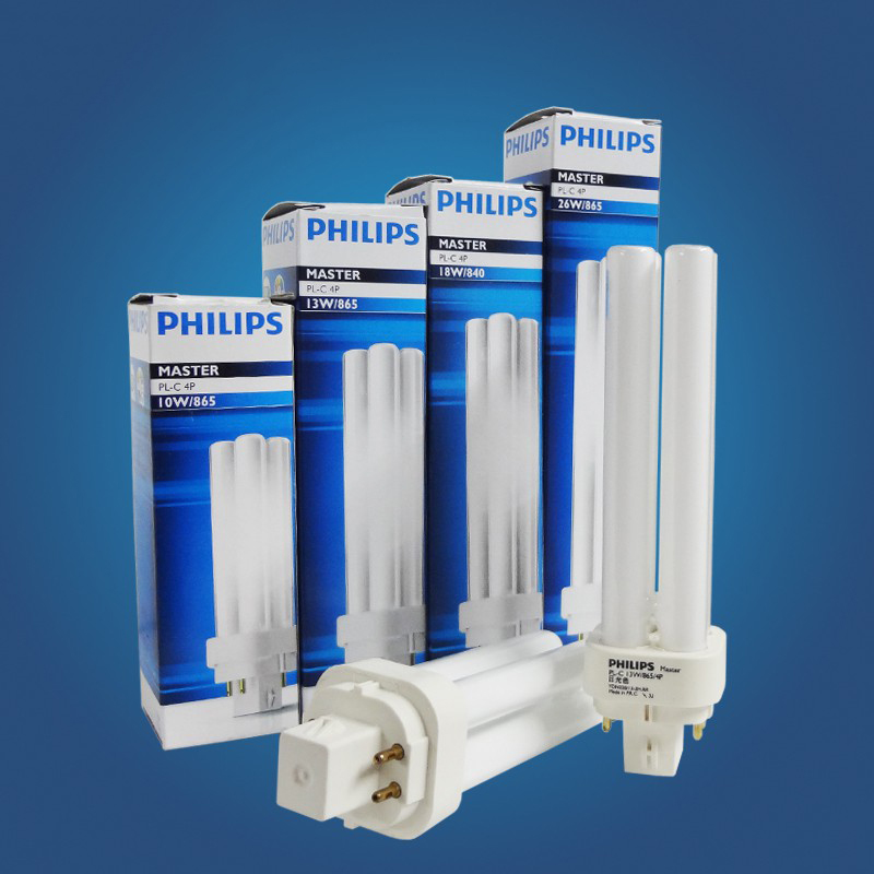 Bóng compact Philips Master PL-C 18W