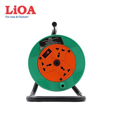 Ổ cắm kéo dài LiOA QN20-3-15A 20m x 3