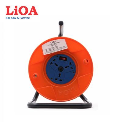 Ổ cắm kéo dài LiOA QT30-2-10A 30m x 2