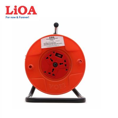 Ổ cắm kéo dài LiOA QT2025 20m x 2