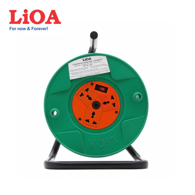 Ổ cắm kéo dài LiOA QT30-2-15A 30m x 2