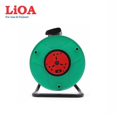 Ổ cắm kéo dài LiOA QTX2025 20m x 2