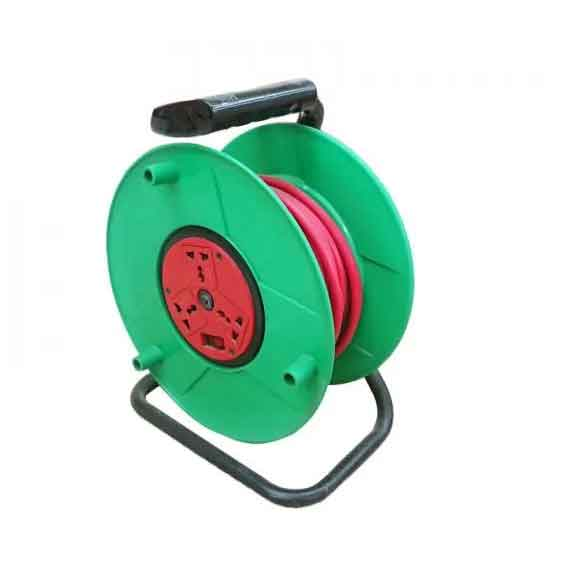Ổ cắm kéo dài LiOA QTX3025 30m x 2